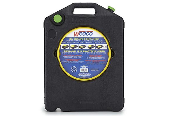 wedco-83150-recycle-drain-pan